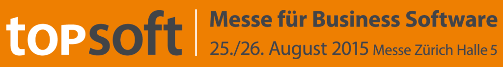 topsoft Messe Logo und Messedaten