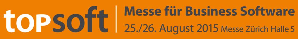 topsoft Messe Logo und Messedaten